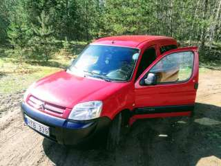 CITROEN BERLINGO 2009M 1.9SDI 1750EU!!!