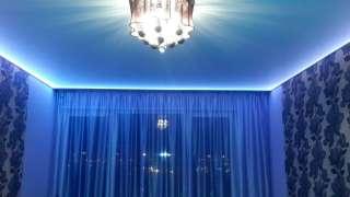 Натяжные потолки в Киеве за 1 день. Только лучшие материалы.