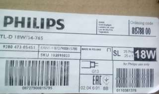 Лампа TL-D 18W/54-765 PHILIPS