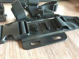 Крепления на грудь и защелка GoPro, Sony, Sjcam, Xiaomi
