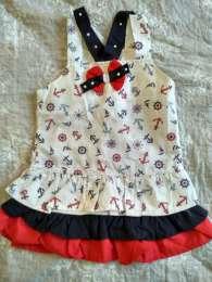 Платье модное 1-3 года