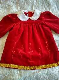 Платье бархат на праздник