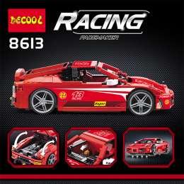 Конструктор Decool 8613 (аналог Lego Technic 8143) «Феррари F430»