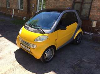 Продам Smart Fortwo 1999 Panorama