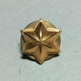 Редкость Звезды генерал Нидерланды