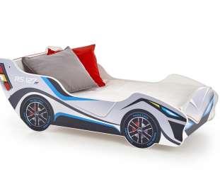 Кровать-машина LAMBO с матрасом