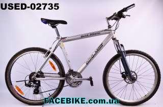 БУ Горный велосипед Bergamont - из Германии у нас Большой выбор
