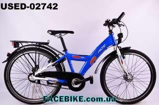 БУ Подростковый велосипед Falter - из Германии у нас Большой выбор