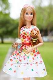 Коллекционная кукла Барби Высокая мода The Barbie Look Barbie Doll - P title=