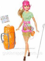 Кукла Барби скалолазка Barbie Made to Move The Ultimate Posable Rock C title=
