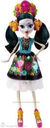 Exclusive 2016года Коллекционная кукла Monster High Скелита Калаверас title=