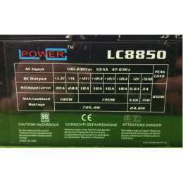 Блок питания для пк POWER LC8850 850 W title=