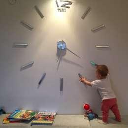 Большие Настенные Часы 3dclock