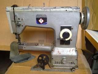 Швейная машина, машинка 550 класс, рукавная. Окантовочная.