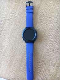 Часы Gear Sport новые 2 раза одеты,есть гарантия. Идеальное состояние. title=