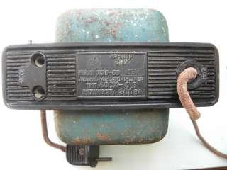 Автотрансформатор тип АОСХ- 0.3