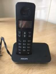 Радиотелефон  Philips D 200  title=