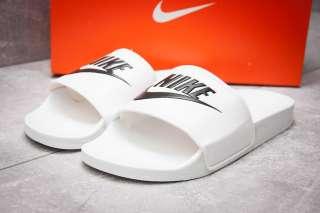 Шлепанцы мужские Nike FlipFlops, белые (13541), р. 41 - 44