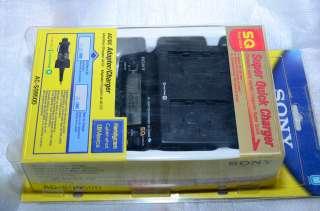 зарядное устройство SONY AC-SQ950D