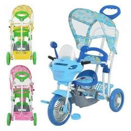 Детский трехколесный велосипед Bambi B 3-9 / 6012