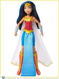 Кукла DC Super Hero Girls Premium Wonder Woman Action Премиум Чудо Жен title=