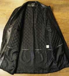 cf58dcb8 Мужская кожаная куртка, френч, пальто R&B Leath...: 850 грн ...