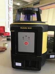 Ротационный лазерный нивелир Leica Rugby 810