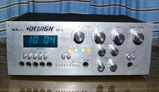 Усилитель Design 007-S  2х80 Вт title=