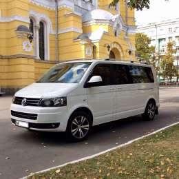 Аренда микроавтобуса Volkswagen 7 мест