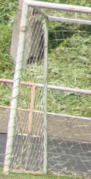 Ворота футбольні юніорські 5х2 м