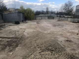 Аренда промышленной площадки 37 соток г.Вышгород. Без комиссии