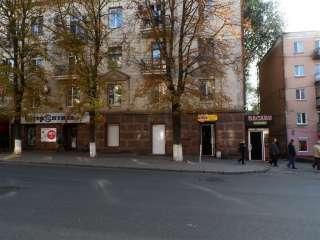 Аренда магазин 105кв.м. в центре г. Кропивницкого.