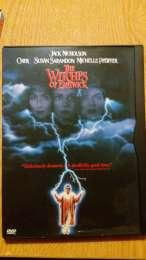 Иствикские ведьмы DVD