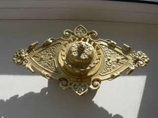 Чернильница, бронза, бронзовая, Франция