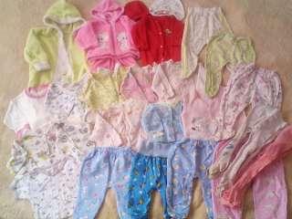 Продам пакет одежды для ребенка 0-6 месяцев title=