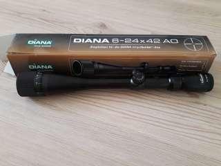 Оптический прицел DIANA 6-24×42