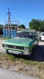 Москвич 2140 газ/бензин