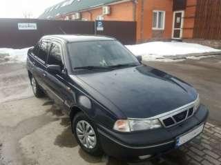 Прокат аренда автомобиля Daewoo Nexia Нексия