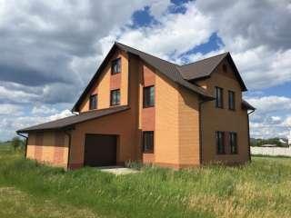 Бородянка. Продаю новый современный комфортный дом 200м.кв. + 10соток. title=