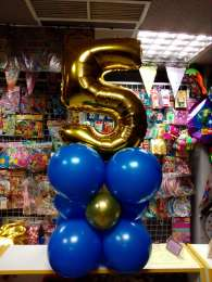 Оформление воздушными шарами! Композиции и фигуры, букеты, арки и т.п.