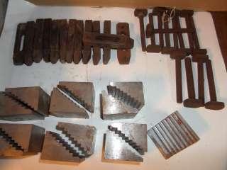 Прижимы для металлообрабатывающих станков