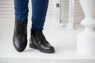 Кожаные, ботинки, полуботинки. Обувь из натуральной кожи