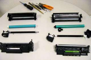 Ремонт принтера и ремонт катриджа и заправка и востоновление катриджей