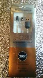 Магнитный кабель для  Iphone 6 title=