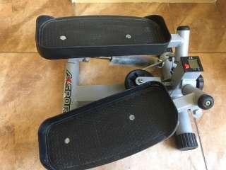Продам степпер спортивный тренажер для ног и спины,