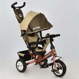 Детский трёхколёсный велосипед Best Trike - 6588