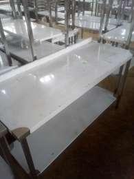 Продам производственный стол новый из нержавеющей стали для общепита
