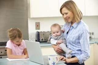 Менеджер по кадрам на дому, работа для женщин  title=