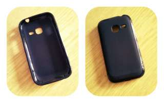 Чехол Elastic PU для Samsung S6802 (Black). title=