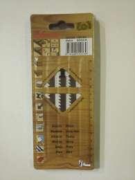 Пилочки Rebir для электро-лобзика , артикул 102255 T301DL (по дереву)